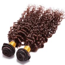 Китай качество волнистые 5А 100% необработанные одного донора Девы перуанский человеческих волос