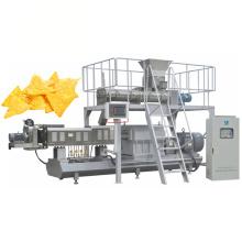 Máquina extrusora de chips de maíz triangular de tortilla chips doritos