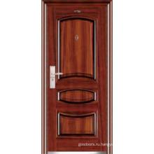 Стальная дверь безопасности (JC-057)