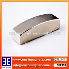 bread shape rare earth magnet for sale/high performance bread shape magnet for sale