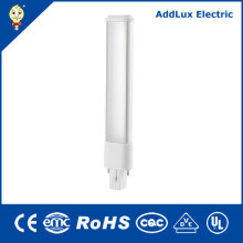 4W 6W 8W Cool White Warm White LED Pl Tube