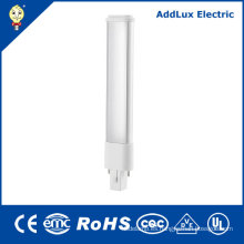 Luz del enchufe de la luz del día 2pin CE UL 6W 8W SMD LED