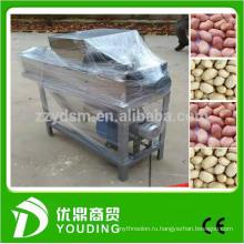 Горячая распродажа арахис жареный сепаратор машина peeler арахиса