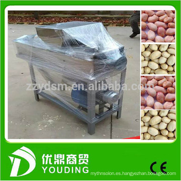 Máquina automática de separación de granos de maní
