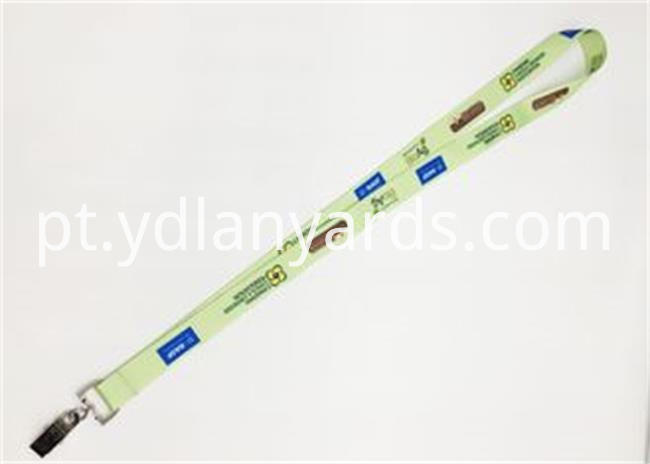 25MM Dye Sublimation Lanyards