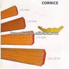 Moulure bois teck couronne
