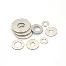 Wholesale stainless steel metal round thin shim flat washers