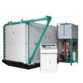Esterilización de productos médicos por cámara de esterilización con gas EO