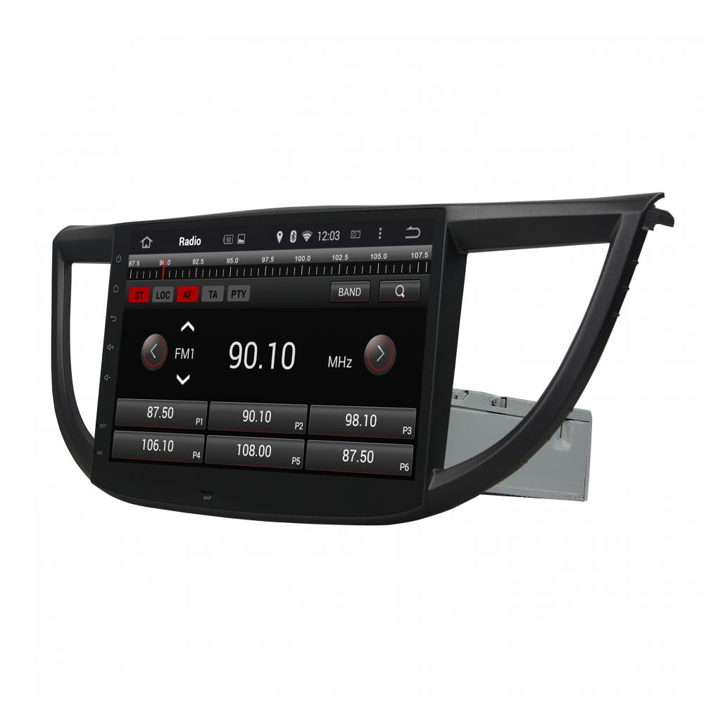 CRV 2012-2015 CAR dvd player for deckless