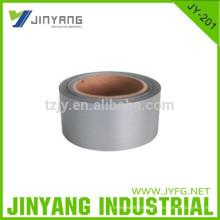 100 % Silber Polyester Reflexstreifen