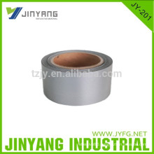 100% silver polyester reflective tape