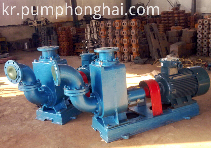 fuel oil transfer pump