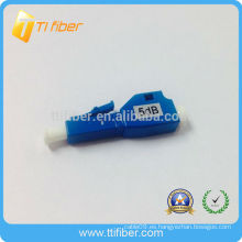 Atenuador óptico de la fibra del SM 5dB LC