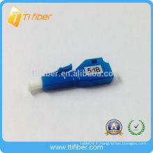 Atténuateur à fibre optique LC SM 5 dB