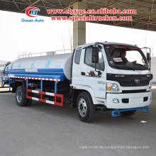 Foton Aumark EURO 3 10000L Wassertanker LKW Verkauf