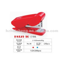 HS121-10 No Staple Stapler School Supplies