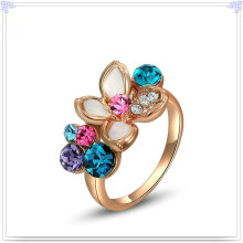 Crystal Jewelry Crystal Jewelry Alloy Ring (AL0014RG)