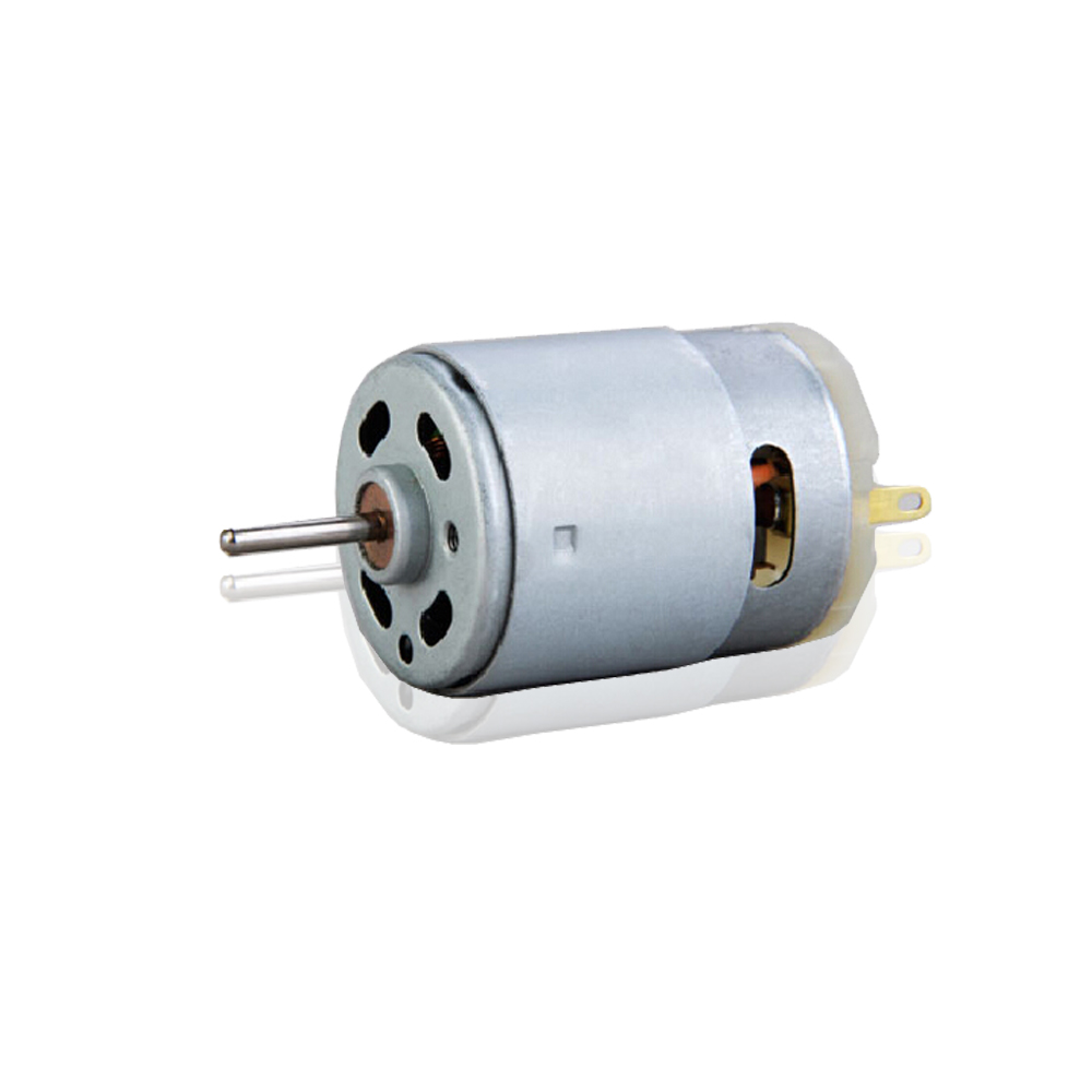 China small 12v high speed dc brush motor high quality for High speed dc motors