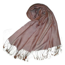 Solid color fashion water pashmina