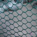 2018 Hot Sale PVC coated/galvanized hexagonal wire mesh