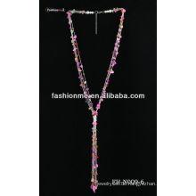 2013 Kristall handgemachte exquisite Halskette