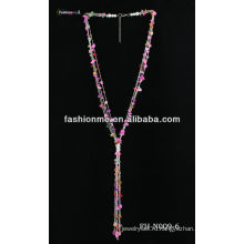 2013 хрусталя ручной изысканные ожерелье