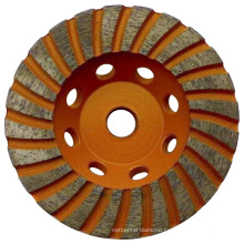 Super Quality Diamond Grinding Cup Abrasive Wheel