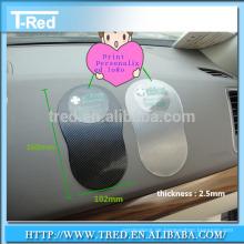 weiche klebrige Pu-Gel-Auflage wiederverwendbarer Aufkleber für Auto