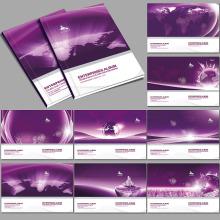 Manual de instruções personalizadas, catálogo, folheto