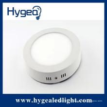 18W haute luminosité, ronde, surface montée led panneau de lumière