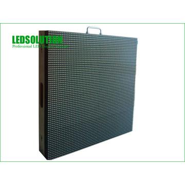 Тонкий наружный светодиодный экран (LS-SO-P10)