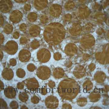 Samtstoff für Sofa und Vorhang