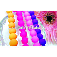 Perlas de vidrio de imitación