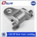 OEM полированный стальной литье точное литье труб частей