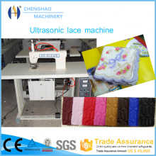 100mm Ultrasonic Lace Sewing Machine