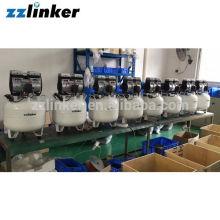zzlinker Günstige Dental Silent Öl Free Air Kompressor 545W LK-B21