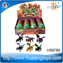 2013 Hot sale fanny assembly animals plastic dinosaur egg toys for sale for kids