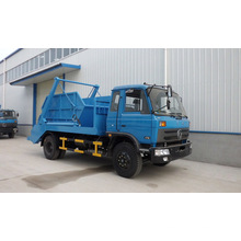 8 CBM Dongfeng Dump Compactor Garbage Truck