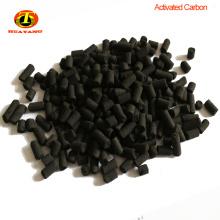 Pastillas de carbón activado a base de carbón con alto contenido de yodo para la purificación del agua