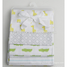 2015 New Products Cotton Flannel Kids Baby Infants Blankets