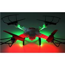 Drone Min Avion RC 4 canaux 6 axes avec gyroscope 6 axes, drones avec caméra HD et boîtier GPS sur