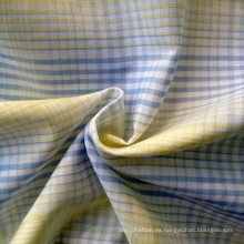 Hilado de algodón Tejido Tejido Tejido (QF13-0212)