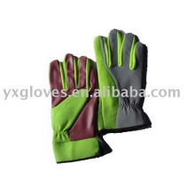 Guante de la PU guante de la jardinería guante de trabajo guante industrial del trabajador