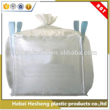 100% polipropileno condutora FIBC pp tecido grande saco, jumbo bag ton saco por fabricante na China