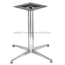 Stainless Steel Dining Table Base for Restaurant Furniture (SP-STL006)