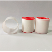 Bandage adhésif non tissé médical à l'oxyde de zinc