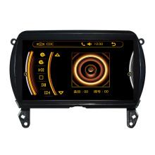 Video del coche para BMW Mini GPS Navegación Bluetooth MP3 / MP4 Player TV