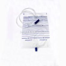 Disposable medical Sterilized urine bag 2000ml