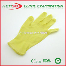 Henso Medical Disposable Powder Free Latex Examinant des gants