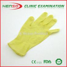Henso Medical Disposable Powder Free Latex Examination Gloves